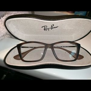 Ray bands prescription glasses frames